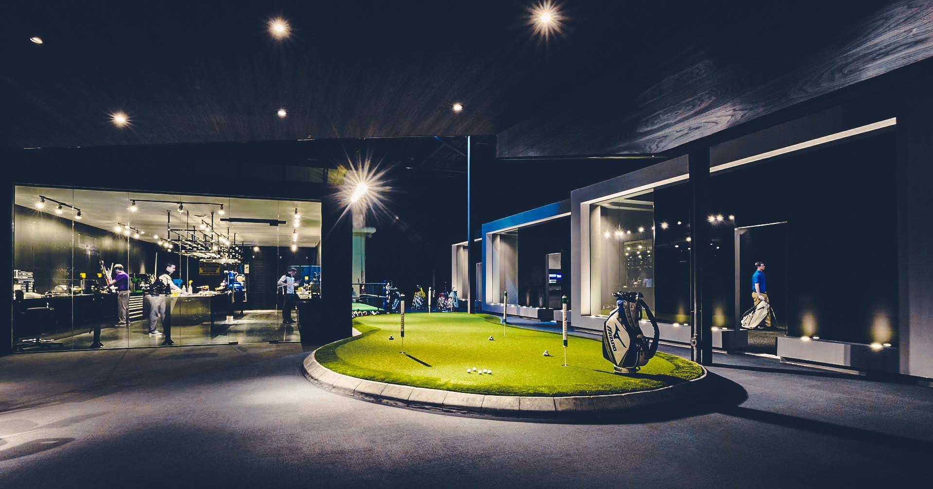 Modern Golf Main Fade